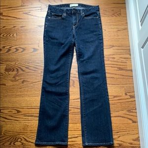 Gap perfect boot cut jeans (size 27S, GUC)